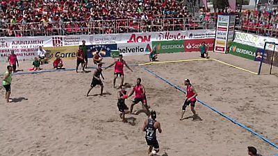Playa - Arena Handball Tour 5 Final masculina