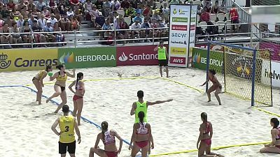 Playa - Arena Handball Tour Final Femenina