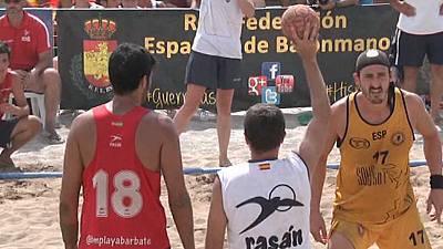 Playa - Campeonato de España. Final Masculina