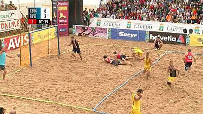 Playa - Campeonato de España Masculino: Final