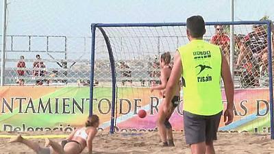 Playa - Campeonato de España masculino y femenino. Resumen