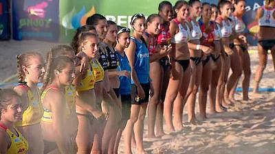 Playa - Campeonato de España Partido de las Estrellas Femenino