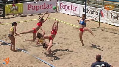Playa - Campeonato del mundo juvenil