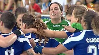 Supercopa de España femenina: Bera Bera-BM Rocasa ACE