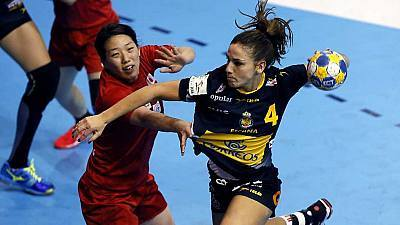 Torneo Internacional de España Femenino: España - Japón