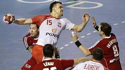 Torneo Internacional de España: Hungría-Polonia