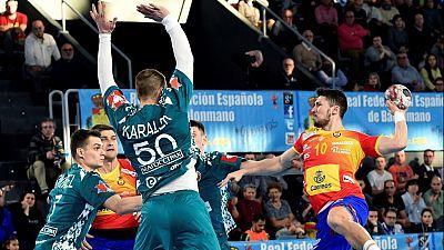 Torneo Internacional de España Masculino: España - Bielorrusia