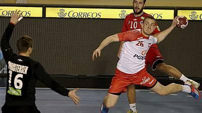 Torneo Internacional de España: Noruega-Polonia