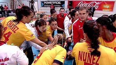 Torneo Internacional femenino: España-Polonia