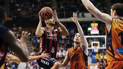 Baloncesto - Copa del Rey 2014: Valencia Basket - Laboral Kutxa ...