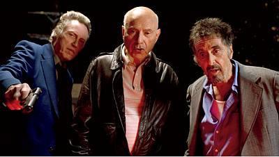 Al Pacino y Christopher Walken son 'Tipos legales', esta noche en El Cine de La 2
