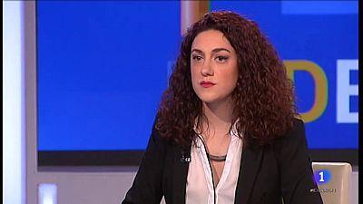 Aina Vidal, d'En Comú Podem