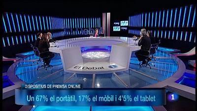 Debat : El futur de la premsa escrita