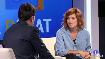 Elisenda Alamany, de Catalunya en Comú