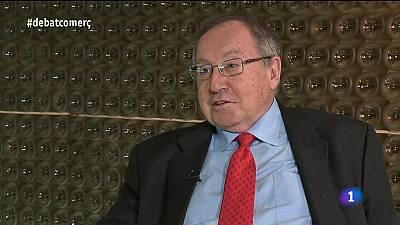 Entrevista a  Josep Lluís Bonet, president de Feixenet i de la Cambra de Comerç