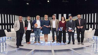 Especial eleccions a Catalunya 2015 - Debat Electoral