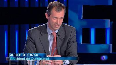 Josep Miarnau: 'No ens calen ajudes directes del govern sinó bonificacions fiscals'.