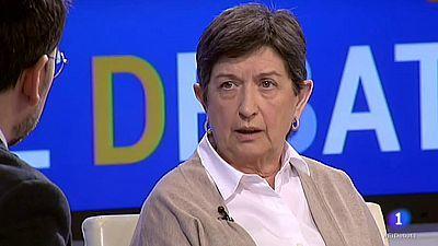 La delegada del govern a Catalunya, Teresa Cunillera