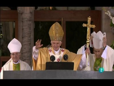 Día del Señor - Consagración de la Sagrada Familia de Barcelona - Tercera hora