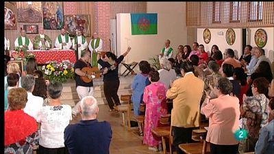 Iglesia casa de ejercicios Cristo Rey