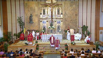 Parroquia del Santo Cristo de la Misericordia