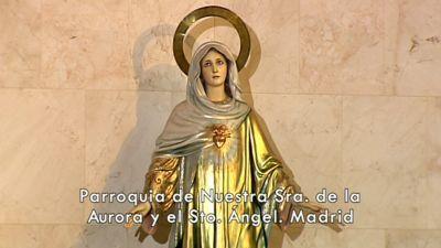 Parroquia Nuestra Señora de Aurora y Santo Ángel (Madrid)