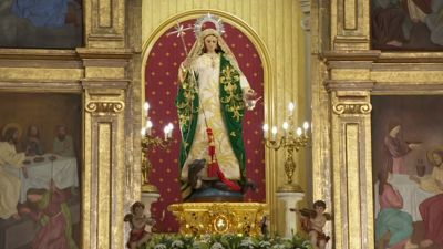 Real Parroquia de Santa Marta de Martos