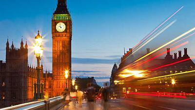 A la hora de Londres