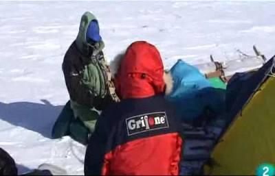 Los héroes del hielo