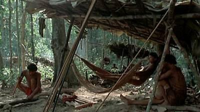 (Serie venezolana) - Un campamento en la selva virgen