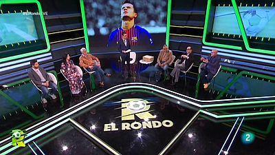 La Champions i Coutinho