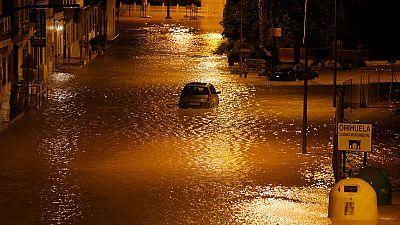 21 provincias en riesgo amarillo por lluvias