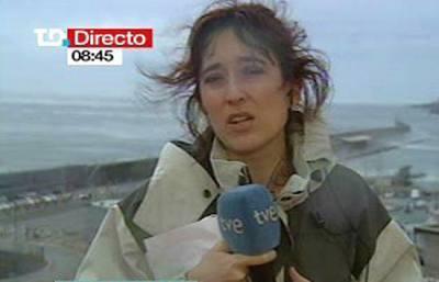Alerta roja en Canarias por viento que pueden alcanzar los 150 km/h - 29/11/10
