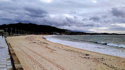 Bajada notable de temperaturas el noreste de Galicia y área cantábrica