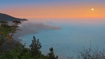 Calimas en Canarias más densas a primeras horas del día