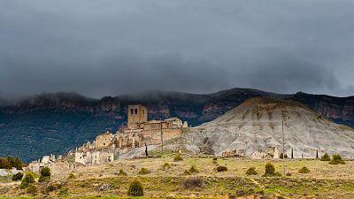 Chubascos y tormentas localmente fuertes en el Pirineo catalán