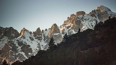 Heladas en Mallorca y el interior peninsular, localmente fuertes en zonas de montaña