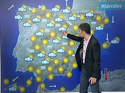 Intervalos de viento fuerte en Aragón, Cataluña, Castellón y Menorca - 11/01/11