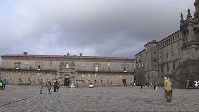 Intervalos nubosos en el Cantábrico oriental, Pirineos y área del Estrecho