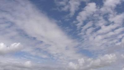 Intervalos nubosos en el sudeste peninsular y Baleares