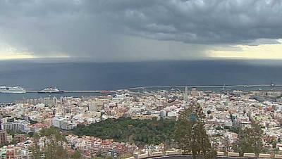 Intervalos nubosos en la mitad sur del área mediterránea