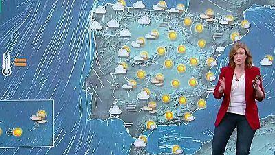 La borrasca Karim dejará intensas lluvias y un fuerte temporal marítimo y de viento