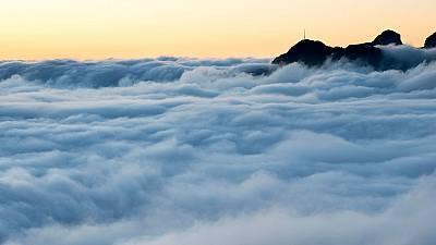 Las nubes cubrirán la península y los termómetros se desploman