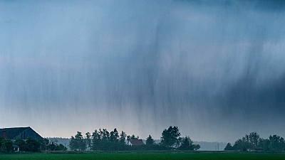 Las precipitaciones afectarán al norte peninsular