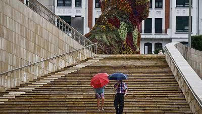 Las temperaturas continuarán por debajo de lo habitual para la época del año