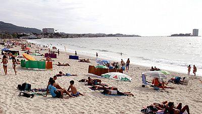 Las temperaturas continuarán siendo significativamente altas en Canarias