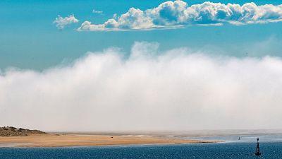 Las temperaturas máximas suben en el interior del este peninsular y cambian poco en el resto