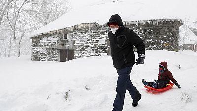 Las temperaturas mínimas pueden descender de forma más acusada