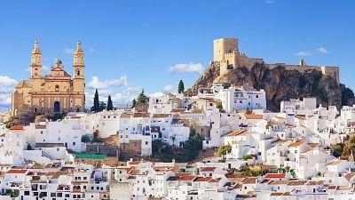 Levante fuerte en Cádiz y Estrecho