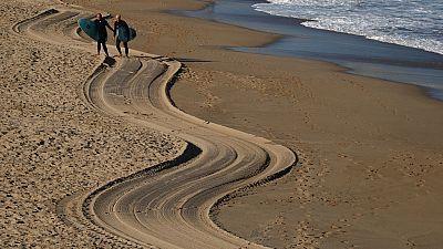 Subirán valores en el norte y de forma notable en Galicia y Cantábrico